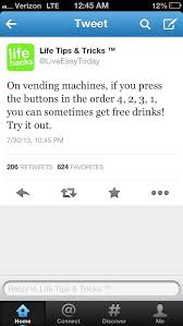 Cheats For Vending Machines Mesmerizing Vending Machine Cheats Again Life Tips And Tricks Pinterest
