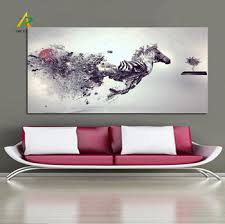 digital print canvas wall art abstract horse painting for home decoration free sample on customizable canvas wall art with digital print canvas wall art abstract horse painting for home