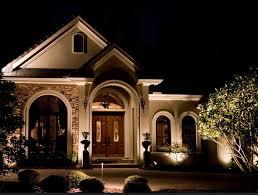 exterior lighting photo gallery