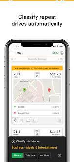 Best Mileage Log App Mileiq Mileage Tracker Log On The App Store