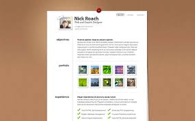 35 Virtual Business Card Resume Website Themes Wanderlust Web