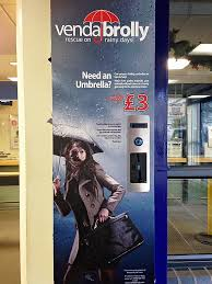 Umbrella Vending Machine London Cool London In Pictures Food With Feeling