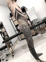 Rebecca Zombie La Lezione Prodigyosa Dellinchiostro Tattoo Life