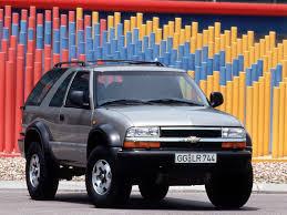 Blazer chevy blazer 2003 : CHEVROLET Blazer 3 doors specs - 1995, 1996, 1997, 1998, 1999 ...