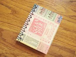 make a hand bound journal with elaborate side sching for yourself or as a gift the sching is a lot easier than it looks and is so much nicer to hold