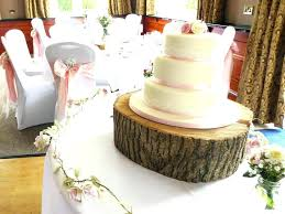 wood slice cake stand tree slice cake stand wood stump cake stand wedding props wooden tree wood slice cake stand
