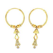 Design Of Ear Ring Buy Latest Designs Of Gold Earrings Online Kalyan Jewellers