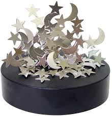 com magnetic star and moon sculpture by rockymart toys
