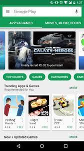 Google Play Store für Android - APK herunterladen