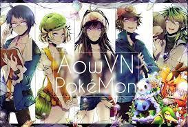 NDS ] Pokémon White & Pokémon Black 2 Việt Hóa 100%   Giả Lập Android , PC  - AowVN - Game Việt Hoá , Manga PDF