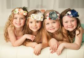 Paper Flower Headbands Trendy And Fashionable Paper Flower Headbands Are Taking Over The