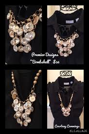 Premier Designs Catalog 2016 The Bombshell Necklace Says It All Absolutely Gorgeous