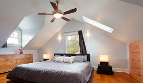 if you are ping for a very large space then you may want to consider installing two ceiling fans for maximum effect