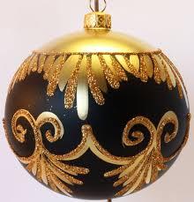 Weihnachtskugeln Christbaumschmuck Schwarz Online Kaufen