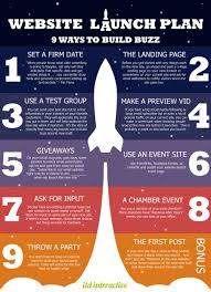 Website Launch Plan: 9 Ways To Build Buzz - ITD Interactive ...