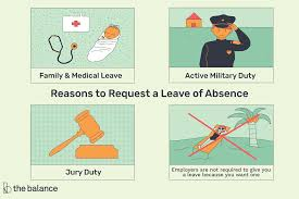 Doctors Note Requirement How To Request A Leave Of Absence From Work