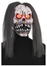 Halloween Mask Light Up Eyes Skull Light Up Mask Masks