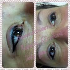 Tetovani Očních Linek A Obočí