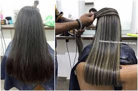 hair smoothening in pitura keratin