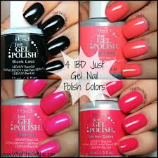 Ibd Just Gel Colour Chart Ibd Nails Gel New Expression Nails