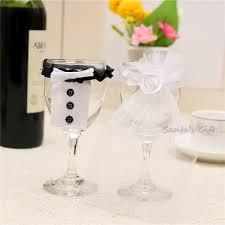 Bride Groom Table Decoration Aliexpresscom Buy Romantic Fashion Wedding Dress Bride Groom