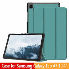 Ốp Lưng Dành Cho Samsung Galaxy Samsung Galaxy Tab A7 10.4 SM T500/T505 Máy  Tính Bảng Điều Chỉnh Gập Đứng Bao Da Dành Cho Samsung Galaxy Tab A7 10.4  2020 Ốp Lưng