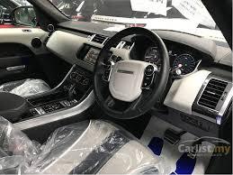 land rover interior 2014. 2014 land rover range sport svr suv interior