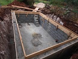 Etape Construction Maison Beton Maison Moderne