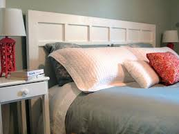 How to Make a Simple Cottage-Style Headboard