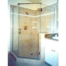 glass shower enclosures showers glass for shower angle shower 3 8 thick clear glass semi brushed nickel sliding canada glass shower doors