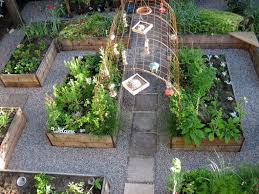 Kitchen Gardener Kitchen Garden Design