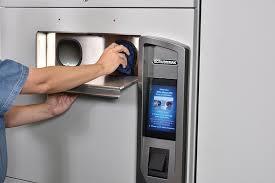 Scrub Vending Machine Best Laundry Medline