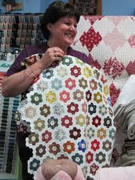 Sue Daley and little hexagons | Quilt Ideas | Pinterest | English ... & Sue Daley and little hexagons Adamdwight.com