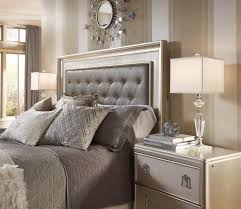 Awesome Diva Panel Bedroom Set From Samuel Lawrence 8808 255 257 ...