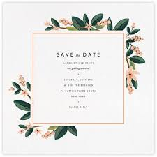 Save The Date Cards Template Save The Date Cards And Templates Paperless Post In 2019