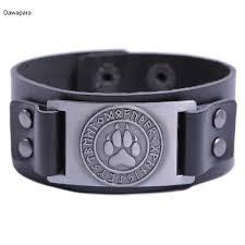 dawapara genuine leather bracelet zinc alloy men s wide bracelet tendy meanful wide bracelet adjustable bracelets jewelry malaysia