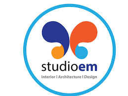 Interior Design Studio Logo Studio Em Dubai Interior Design Company Location Map Studio Em