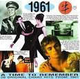 1961: 20 Original Chart Hits