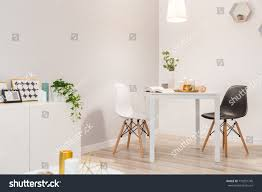 nordic style furniture. Dining Area With Two Chairs And Table In Nordic Style Furniture U