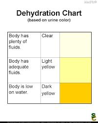 Army Hydration Chart Medpix