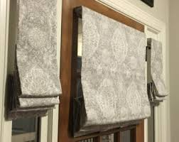 front door window coveringsWindow treatments  Etsy