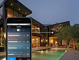 security integrated lighting