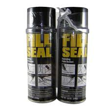 exterior spray foam sealant. fill and seal expanding foam sealant (2-pack) exterior spray o