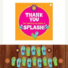 Flip Flop Bathroom Decor Flip Flop Banner Etsy