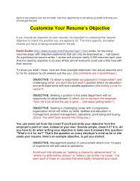 What Should Your Objective Be On Your Resume Project Report National Institute of Agricultural Extension 16