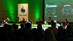 xbox gaming tournament at 2018 special olympic usa games
