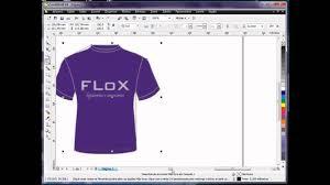Design Camisetas Programa Criando Camisetas No Coreldraw
