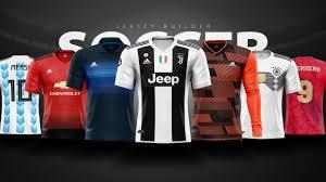 Soccer Kit Designer Football Soccer Jersey Builder Template V 2