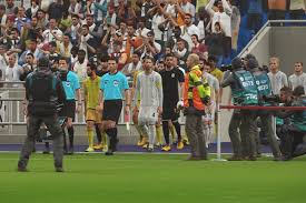 Url del escudo de real madrid para dream league soccer is important information accompanied by photo and hd pictures sourced from all websites in the world. Pes 2018 Real Team Names Lists Real Madrid Bayern Munich Man Utd And Other Teams Eurogamer Net