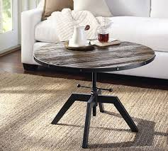 bunching coffee tables. Blaine Reclaimed Wood Bunching Coffee Table | Pottery Barn, I\u0027m Thinking This Top With My Retro Legs For The Kitchen Tables